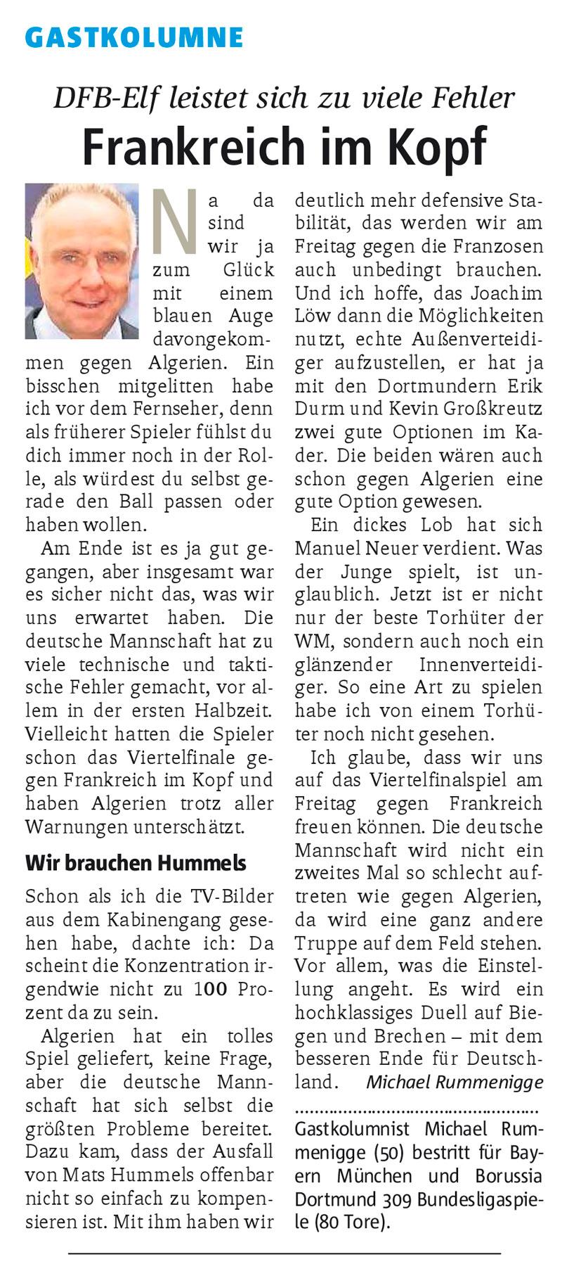 """""""DFB-Elf leistet sich zu viele Fehler"""""""