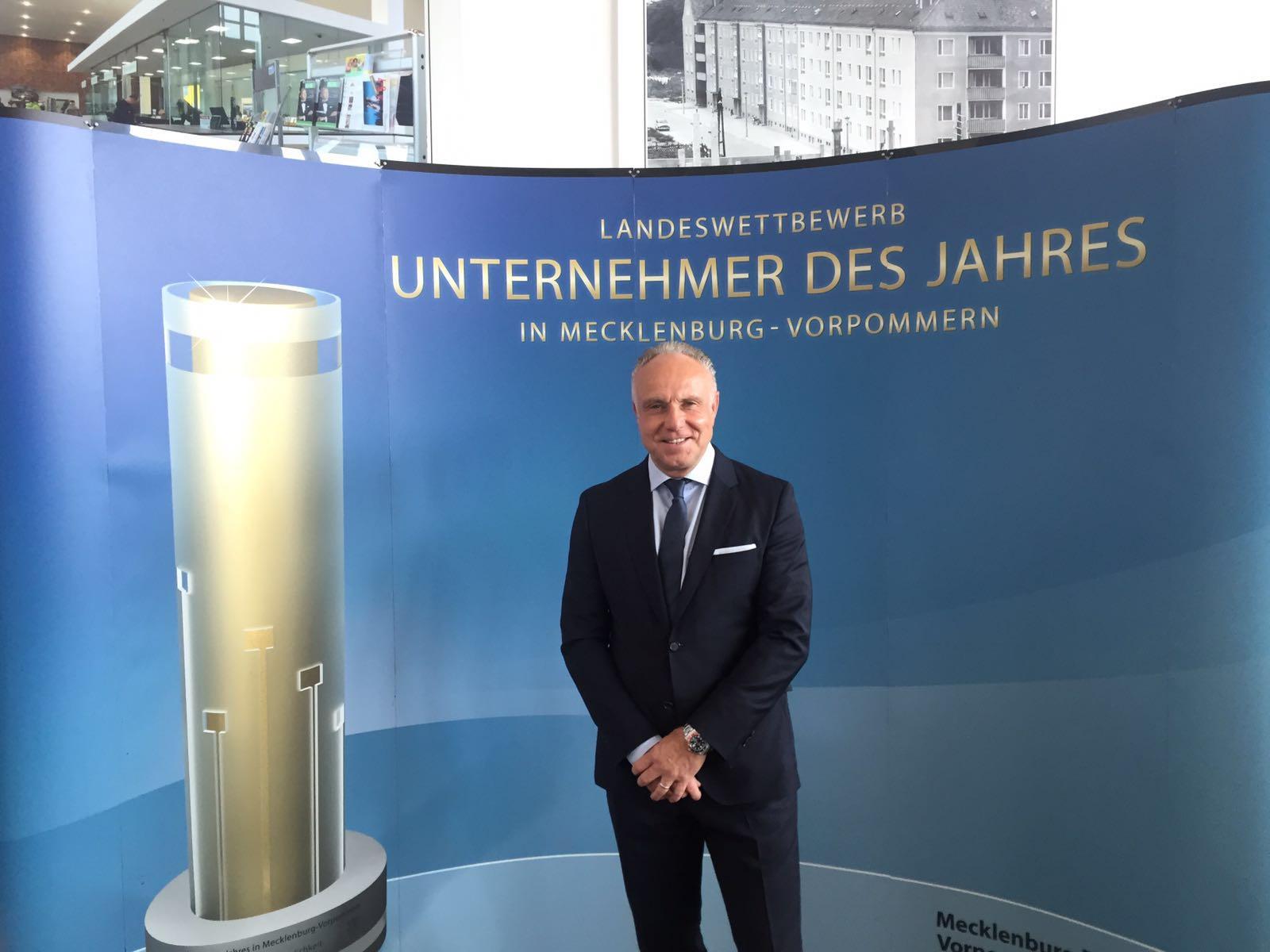 Der Faktor Mensch bei der Preisverleihung des Landes Mecklenburg-Vorpommern