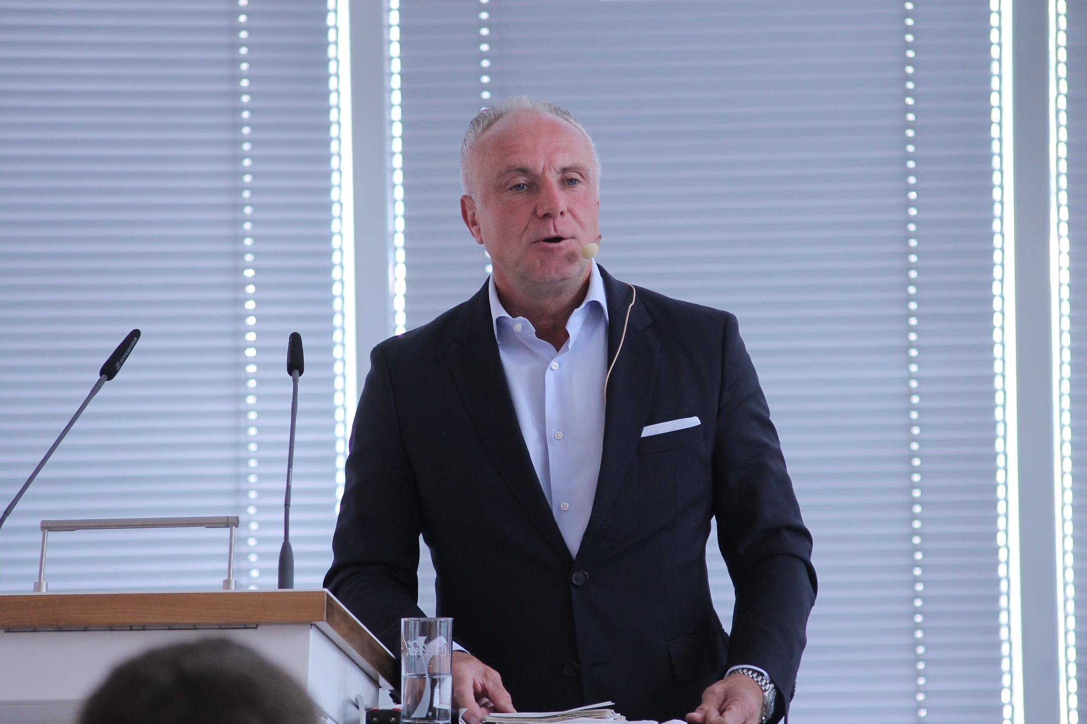 """Der Faktor Mensch zu Gast bei der """"Augsburger Allgemeinen"""""""