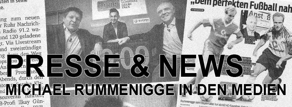 Michael Rummenigge über Duftmarken, Prestige und Espresso mit Kalle