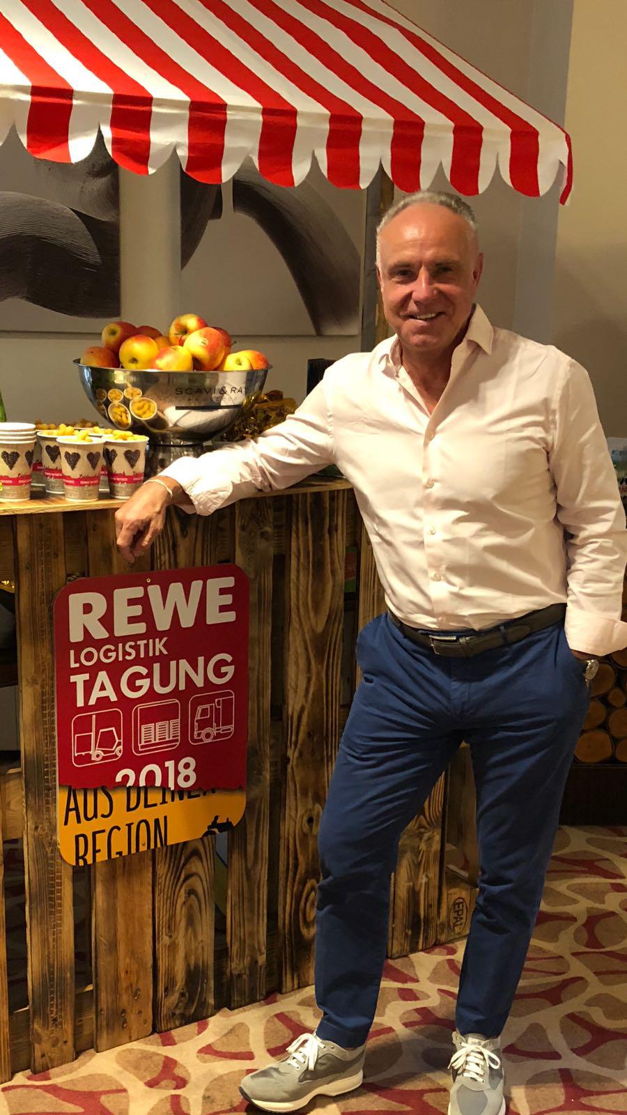 Der Faktor Mensch – Vortrag auf der REWE Logistik Tagung in Berlin