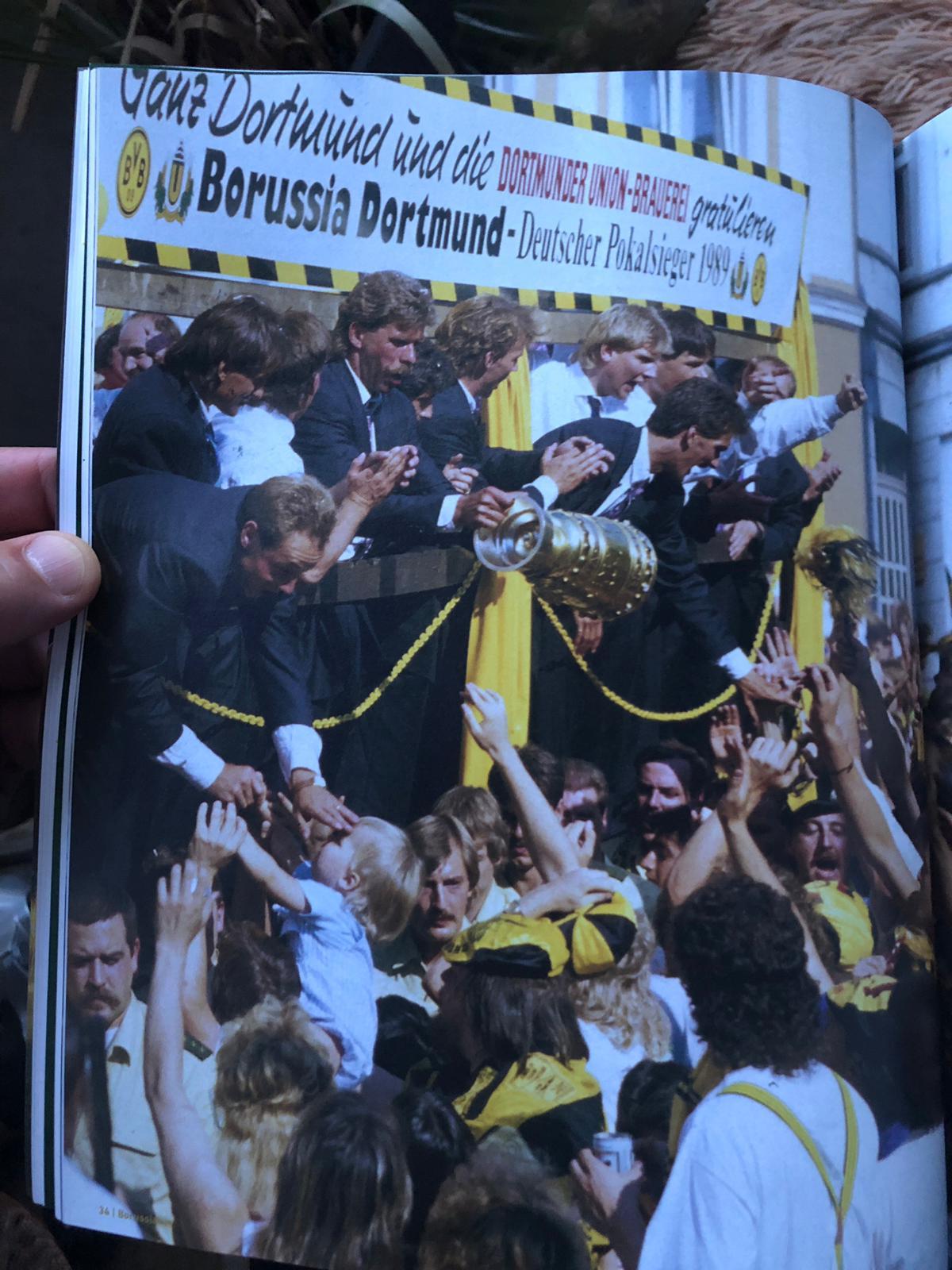 Der Tag, der alles veränderte – 30 Jahre DFB Pokalsieg 1989 des BVB