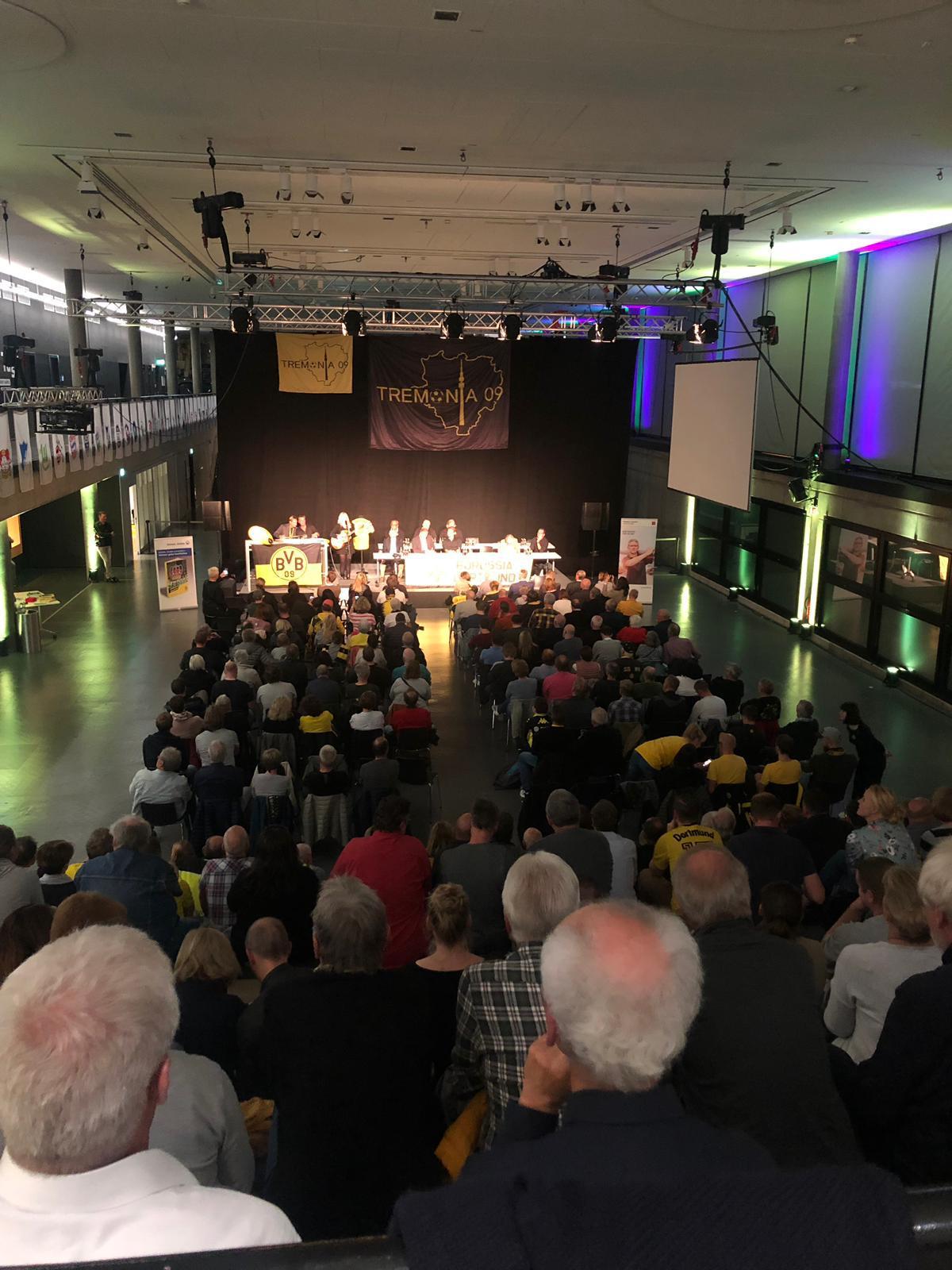 Michael Rummenigge zu Gast im Deutschen Fußball Museum in Dortmund