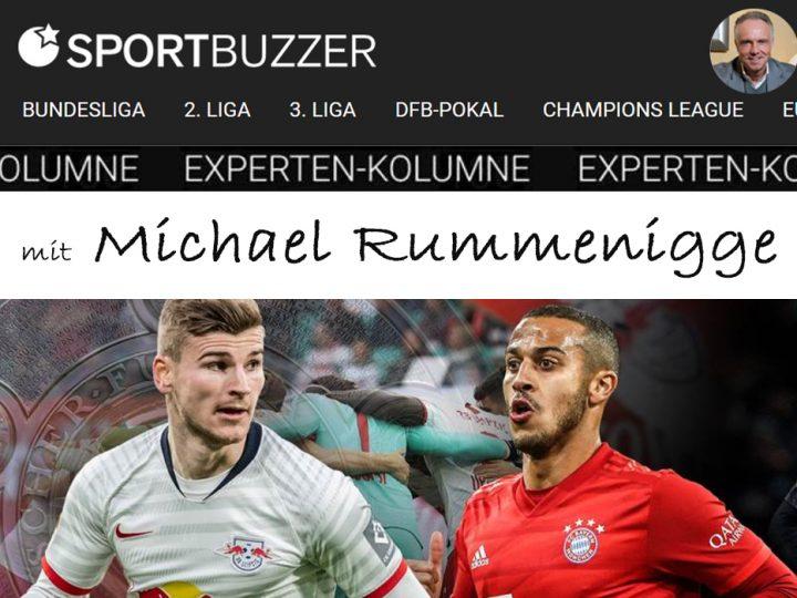 Die Sportbuzzer-Kolumne mit Michael Rummenigge vom 08.02.2020