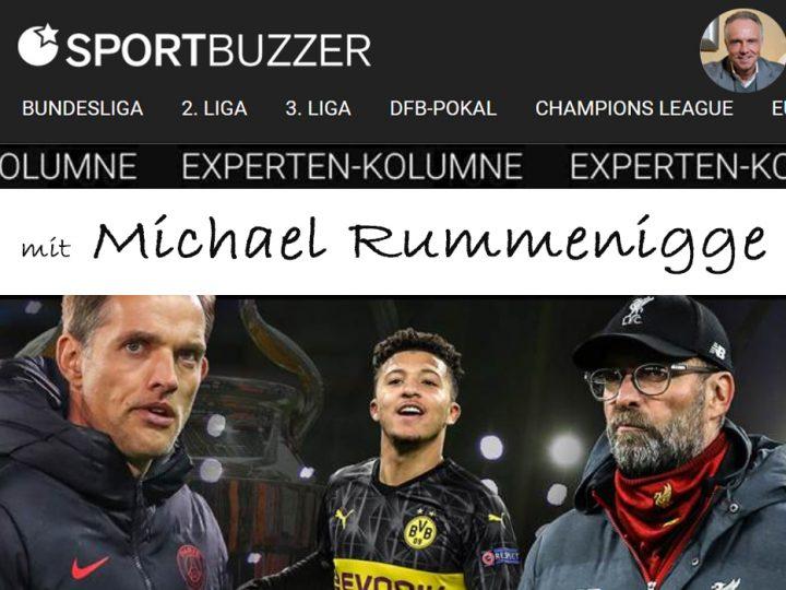Die Sportbuzzer-Kolumne mit Michael Rummenigge vom 18.02.2020