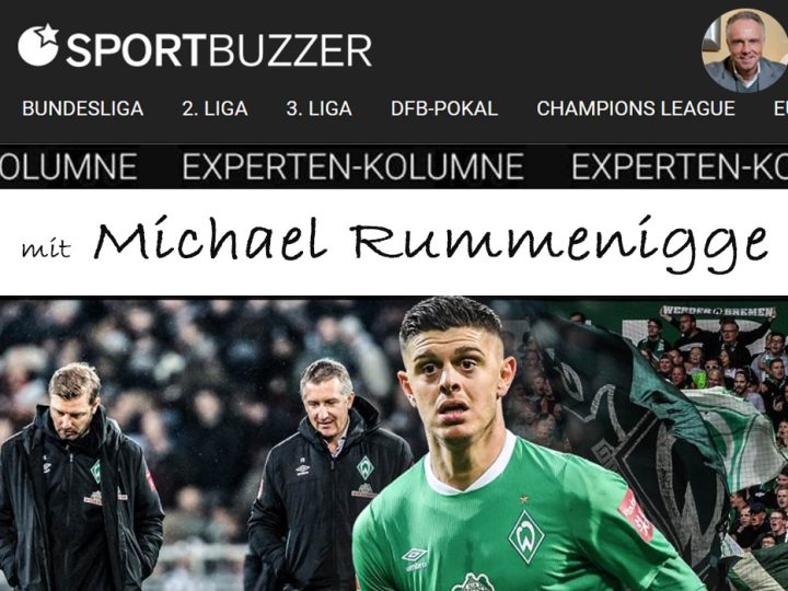 Die Sportbuzzer-Kolumne mit Michael Rummenigge vom 22.02.2020