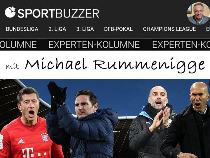 Die Sportbuzzer-Kolumne mit Michael Rummenigge vom 25.02.2020