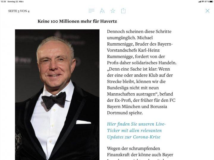 Kernschmelze des deutschen Fußballs
