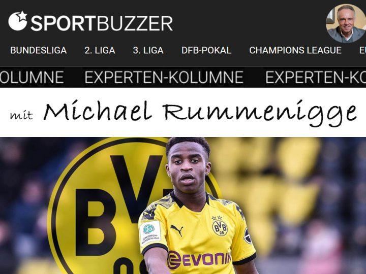 Die Sportbuzzer-Kolumne mit Michael Rummenigge vom 04.04.2020