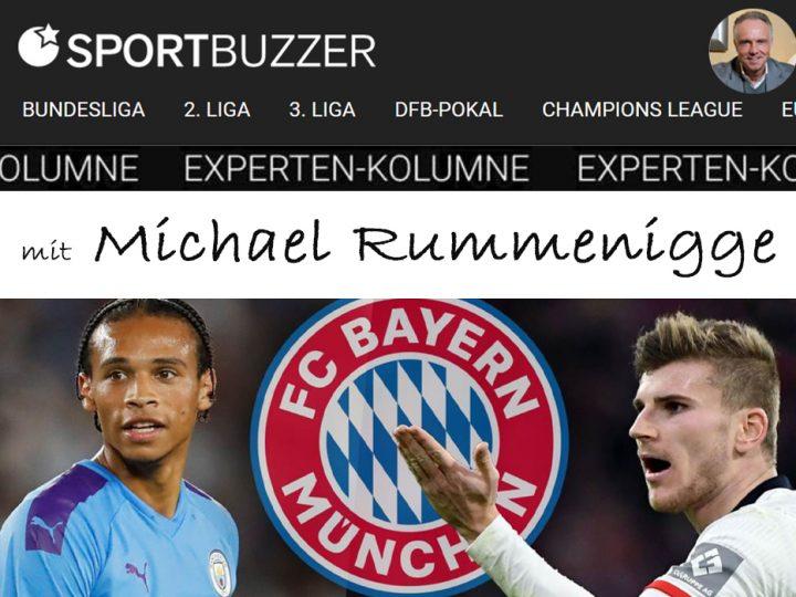 Die Sportbuzzer-Kolumne mit Michael Rummenigge vom 10.04.2020