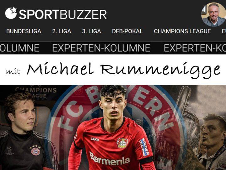 Die Sportbuzzer-Kolumne mit Michael Rummenigge vom 17.04.2020