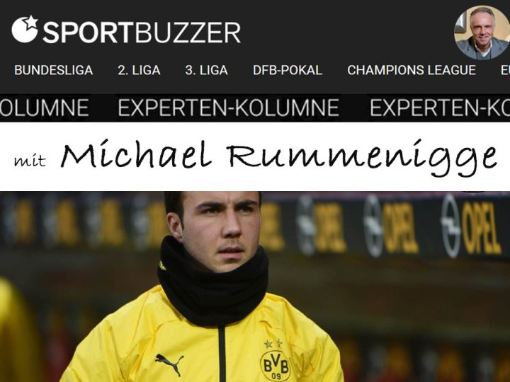 Die Sportbuzzer-Kolumne mit Michael Rummenigge vom 28.03.2020