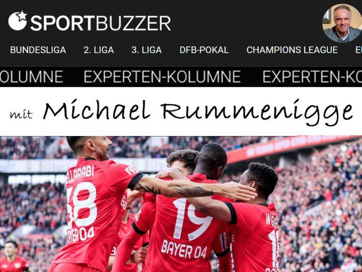 Die Sportbuzzer-Kolumne mit Michael Rummenigge vom 09.05.2020