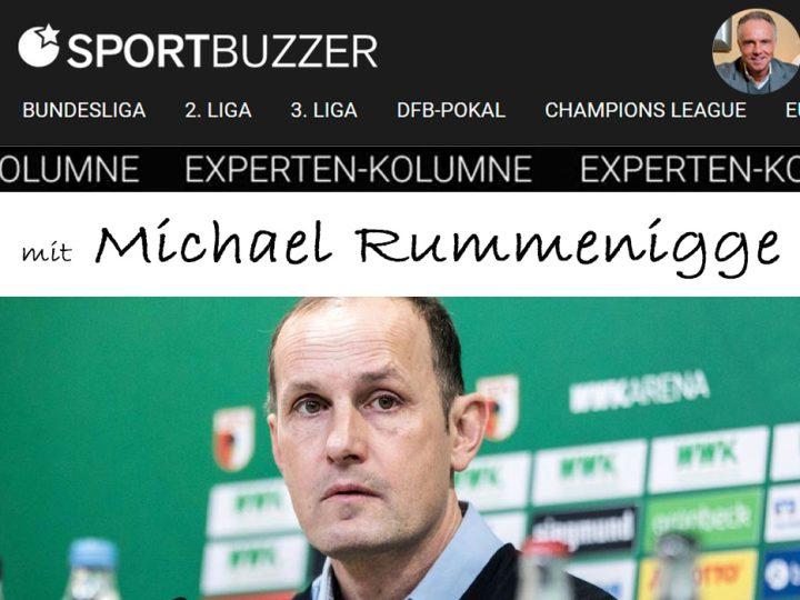Die Sportbuzzer-Kolumne mit Michael Rummenigge vom 16.05.2020