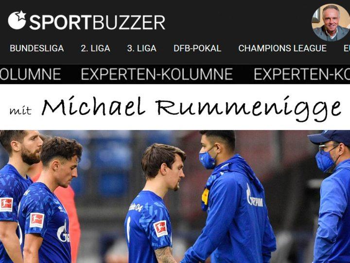 Die Sportbuzzer-Kolumne mit Michael Rummenigge vom 06.06.2020
