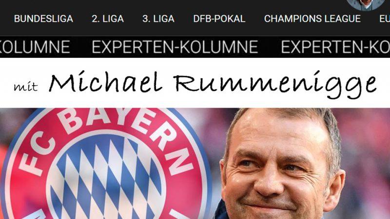 Die Sportbuzzer-Kolumne mit Michael Rummenigge vom 13.06.2020