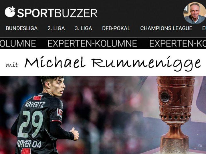 Die Sportbuzzer-Kolumne mit Michael Rummenigge vom 04.07.2020