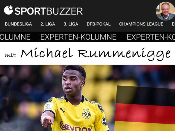 Die Sportbuzzer-Kolumne mit Michael Rummenigge vom 11.07.2020