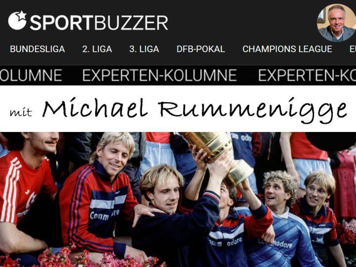 Die Sportbuzzer-Kolumne mit Michael Rummenigge vom 12.09.2020