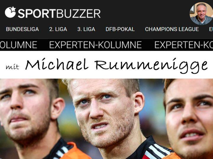 Die Sportbuzzer-Kolumne mit Michael Rummenigge vom 17.07.2020