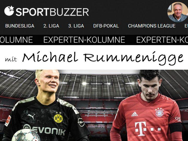 Die Sportbuzzer-Kolumne mit Michael Rummenigge vom 27.06.2020