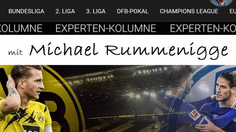 Die Sportbuzzer-Kolumne mit Michael Rummenigge vom 24.10.2020