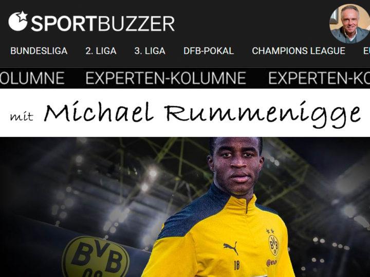 Die Sportbuzzer-Kolumne mit Michael Rummenigge vom 21.11.2020