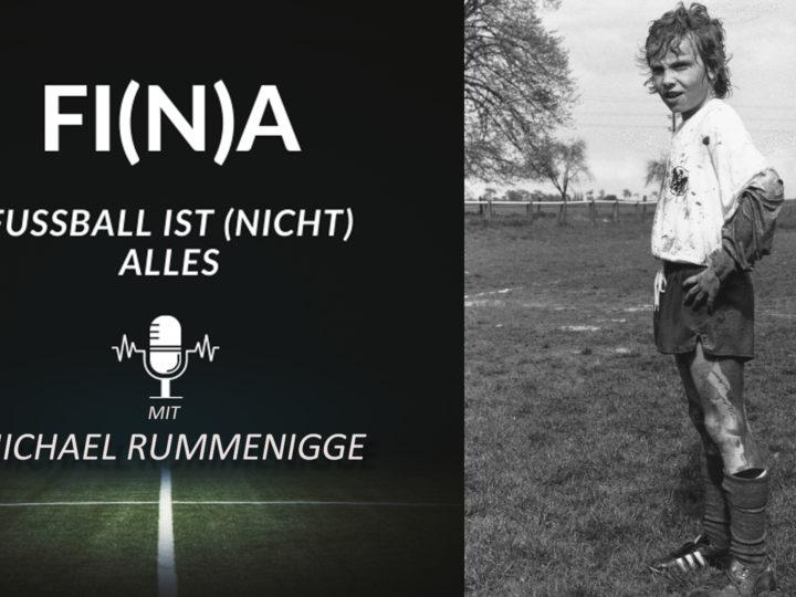 """Podcast """"Fussball ist (nicht) Alles"""" mit Michael Rummenigge"""