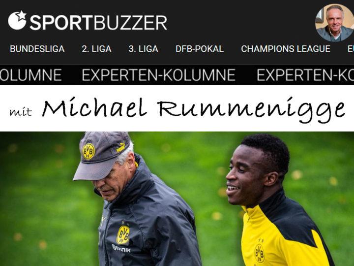 Die Sportbuzzer-Kolumne mit Michael Rummenigge vom 05.12.2020