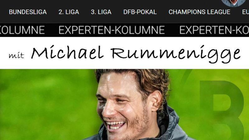 Die Sportbuzzer-Kolumne mit Michael Rummenigge vom 18.12.2020