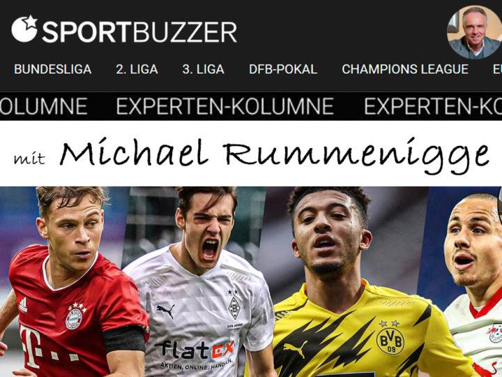 Die Sportbuzzer-Kolumne mit Michael Rummenigge vom 08.01.2021