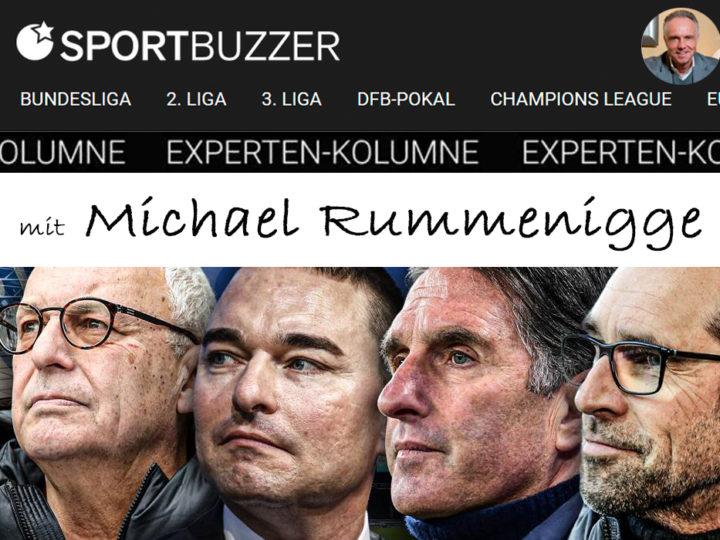 Die Sportbuzzer-Kolumne mit Michael Rummenigge vom 23.01.2021