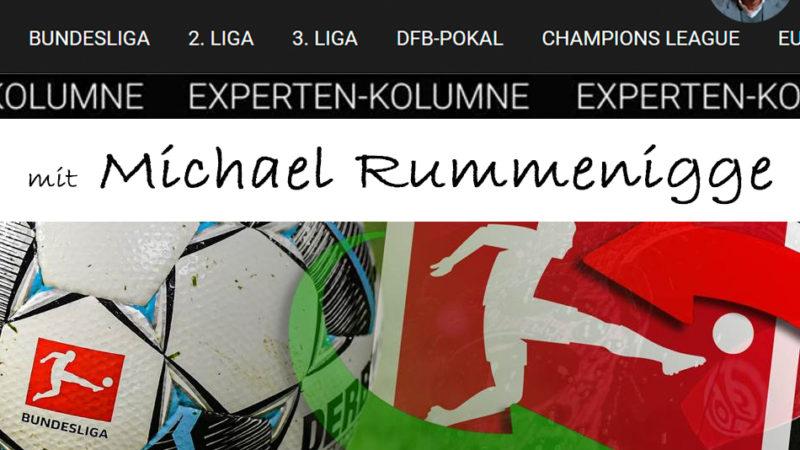 Die Sportbuzzer-Kolumne mit Michael Rummenigge vom 30.01.2021