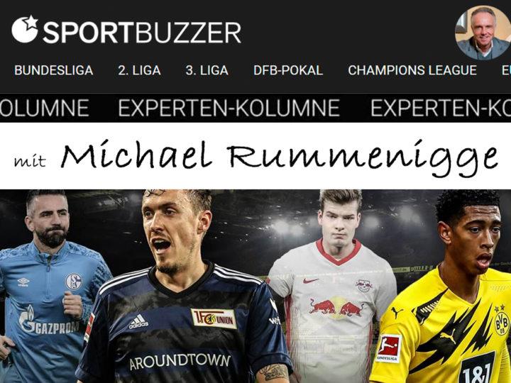 Die Sportbuzzer-Kolumne mit Michael Rummenigge vom 27.12.2020