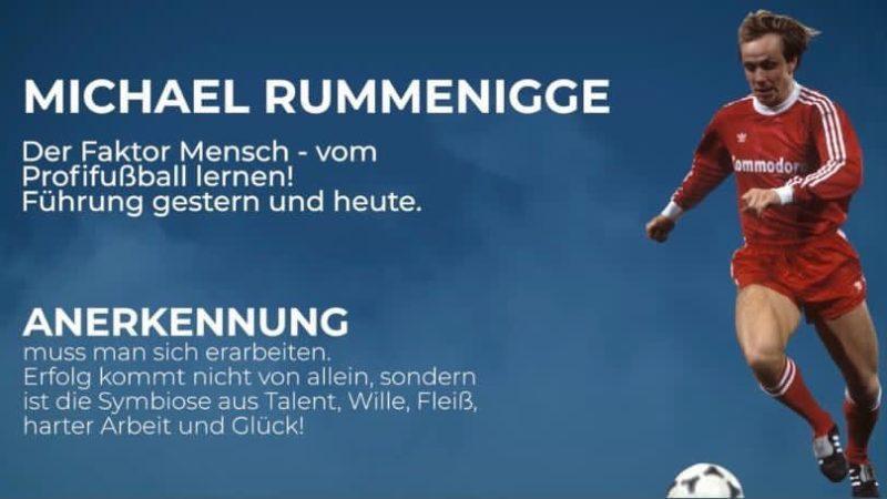 Michael Rummenigge als Referent beim Digitalen Online Wirtschaftstag im BMW Werk Dingolfing