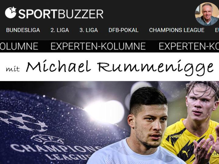 Die Sportbuzzer-Kolumne mit Michael Rummenigge vom 06.02.2021