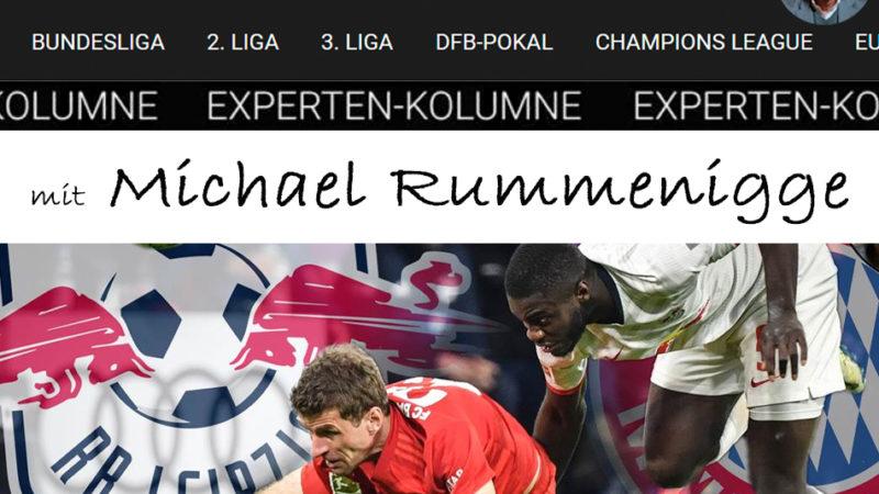 Die Sportbuzzer-Kolumne mit Michael Rummenigge vom 03.04.2021