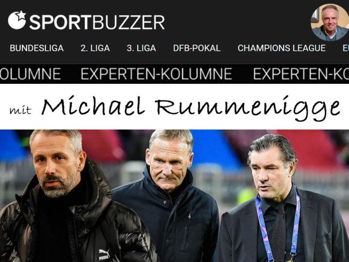 Die Sportbuzzer-Kolumne mit Michael Rummenigge vom 20.02.2021