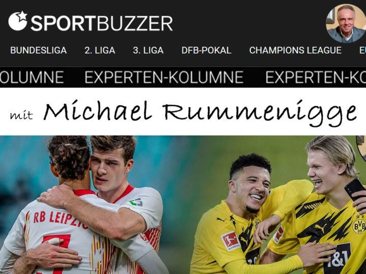 Die Sportbuzzer-Kolumne mit Michael Rummenigge vom 27.02.2021