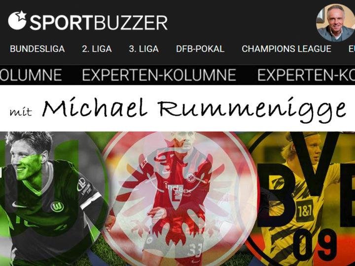 Die Sportbuzzer-Kolumne mit Michael Rummenigge vom 02.05.2021