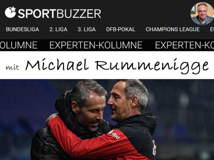 Die Sportbuzzer-Kolumne mit Michael Rummenigge vom 07.04.2021