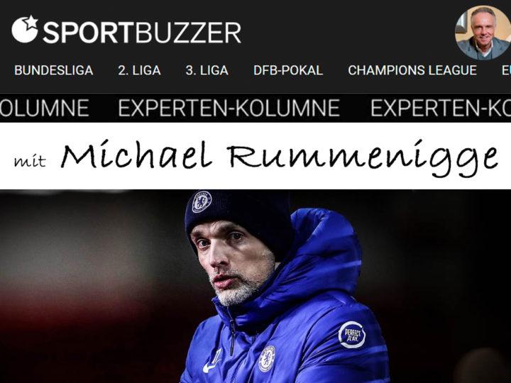 Die Sportbuzzer-Kolumne mit Michael Rummenigge vom 09.05.2021
