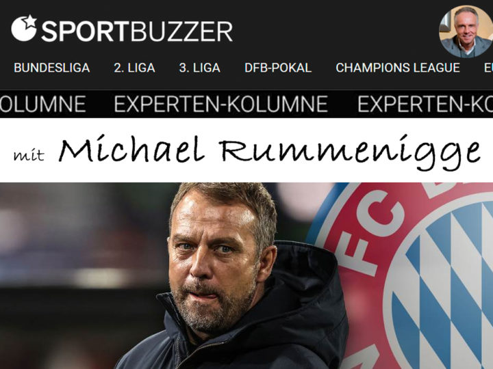 Die Sportbuzzer-Kolumne mit Michael Rummenigge vom 16.04.2021