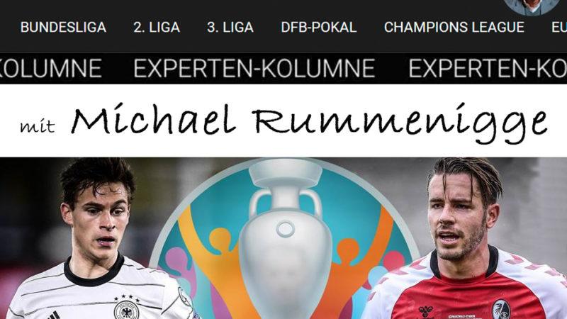 Die Sportbuzzer-Kolumne mit Michael Rummenigge vom 21.05.2021